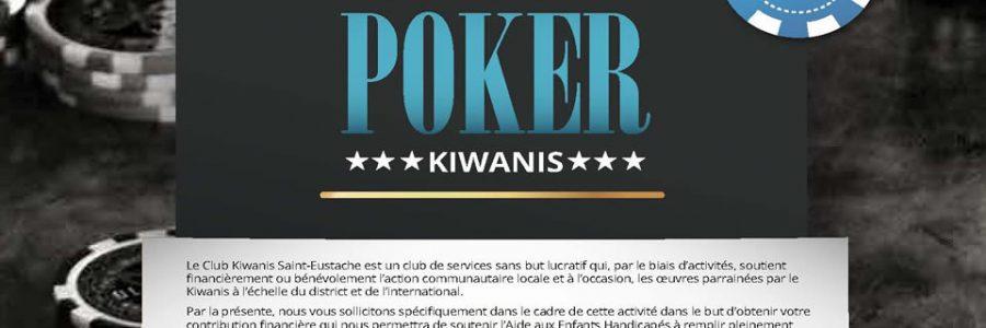 Poker St Eustache